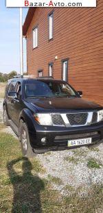 автобазар украины - Продажа 2007 г.в.  Nissan Pathfinder 2.5 dCi AT (174 л.с.)