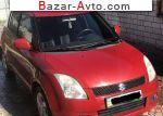 автобазар украины - Продажа 2007 г.в.  Suzuki Swift 1.3 AT (92 л.с.)