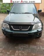 автобазар украины - Продажа 2001 г.в.  Honda CR-V 2.0 AT 4WD (147 л.с.)
