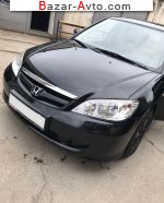автобазар украины - Продажа 2005 г.в.  Honda Civic 1.6 MT (110 л.с.)