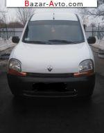 автобазар украины - Продажа 2001 г.в.  Renault Kangoo 1.9 D MT (65 л.с.)