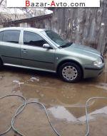 автобазар украины - Продажа 2001 г.в.  Skoda Octavia 1.9 TDI MT (90 л.с.)