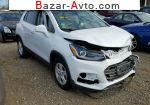 автобазар украины - Продажа 2018 г.в.  Chevrolet Tracker 1.4i  АТ (140 л.с.)