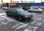 автобазар украины - Продажа 1990 г.в.  Peugeot 605 2.1 TD MT (110 л.с.)