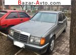 автобазар украины - Продажа 1985 г.в.  Mercedes E E 300 D 4MATIC MT (109 л.с.)