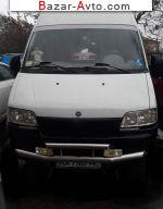 автобазар украины - Продажа 2002 г.в.  Fiat Ducato