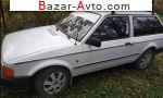 автобазар украины - Продажа 1989 г.в.  Ford Escort
