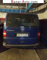 автобазар украины - Продажа 2006 г.в.  Volkswagen Transporter