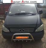 автобазар украины - Продажа 2005 г.в.  Mercedes Vito 109 CDI MT L3H1 (95 л.с.)