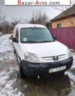 автобазар украины - Продажа 2005 г.в.  Peugeot Partner