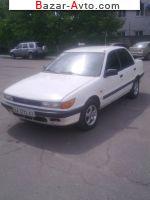 1990 Mitsubishi Lancer