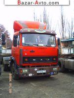 1992 МАЗ 54323 ТЯГАЧ СУПЕР МАЗ