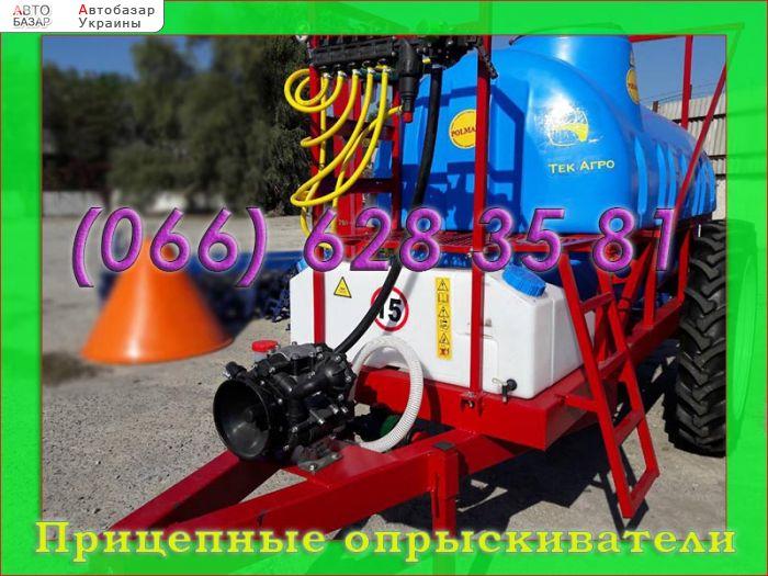 автобазар украины - Продажа 2020 г.в.  Трактор МТЗ Обприскувач з додатковою ємніс