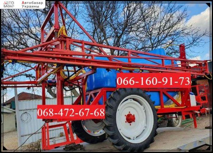 автобазар украины - Продажа 2020 г.в.  Трактор МТЗ POLMARK ОП-2000/18м опрыскиват