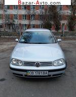 автобазар украины - Продажа 1999 г.в.  Volkswagen Golf 1.4 MT (75 л.с.)