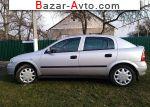 автобазар украины - Продажа 2003 г.в.  Opel Astra G 1.7 TD MТ (80 л.с.)