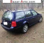 автобазар украины - Продажа 2002 г.в.  Volkswagen Golf 1.6 8v AT (102 л.с.)