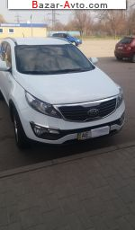 автобазар украины - Продажа 2013 г.в.  KIA Sportage 2.0 AT 4WD (163 л.с.)