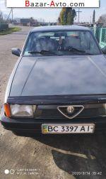 автобазар украины - Продажа 1988 г.в.  Alfa Romeo 75