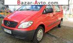автобазар украины - Продажа 2003 г.в.  Mercedes Vito 111 CDI MT L3H1 (115 л.с.)
