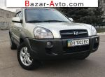 Hyundai Tucson 2.0 AT 4WD (142 л.с.) 2006, 9800 $