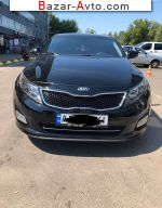 2014 KIA Optima 2.4 AT (180 л.с.)  автобазар