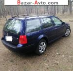 2002 Volkswagen Golf 1.6 8v AT (102 л.с.)  автобазар