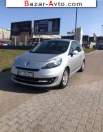 2012 Renault Scenic 2.0 dCi FAP AT (150 л.с.)  автобазар