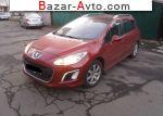 автобазар украины - Продажа 2012 г.в.  Peugeot 308 1.6 VTi AT (120 л.с.)