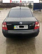 автобазар украины - Продажа 2002 г.в.  Volkswagen Passat 1.8 T MT (150 л.с.)