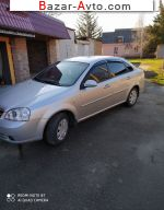 2012 Chevrolet Lacetti 1.6 MT (109 л.с.)  автобазар