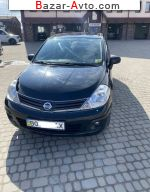 2011 Nissan Tiida 1.6 AT (110 л.с.)  автобазар
