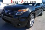 2014 Ford Explorer 3.5 SelectShift 4WD (249 л.с.)  автобазар