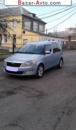 автобазар украины - Продажа 2012 г.в.  Skoda Roomster 1.4 MT (86 л.с.)