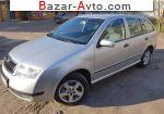 автобазар украины - Продажа 2003 г.в.  Skoda Fabia 1.4 МТ (75 л.с.)