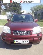 автобазар украины - Продажа 2005 г.в.  Nissan X-Trail 2.5 AT AWD (165 л.с.)