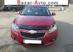 2011 Chevrolet Cruze 1.8 AT (141 л.с.)  автобазар