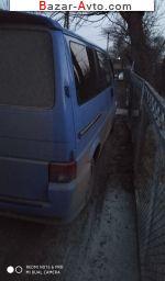 автобазар украины - Продажа 1992 г.в.  Volkswagen Transporter 2.4 D L MT (75 л.с.)