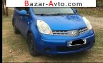 2008 Nissan Note 1.4 MT (86 л.с.)  автобазар