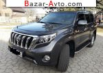 2014 Toyota Land Cruiser Prado 3.0 D AT 4WD (5 мест) (173 л.с.)  автобазар