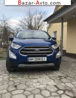 2018 Ford Ecosport   автобазар