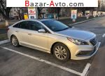 2017 Hyundai Sonata 2.4 GDI AT (185 л.с.)  автобазар