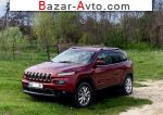 2014 Jeep Cherokee 2.4 Tigershark Multiair AT AWD (177 л.с.)  автобазар