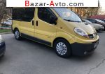 2007 Renault Trafic 2.0 dCi MT L1H1 (9 мест) (114 л.с.)  автобазар