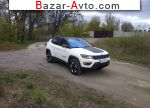 2018 Jeep Compass 2.4 4x4 AT (182 л.с.)  автобазар