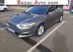 2012 Ford Fusion 2.5 (175 л.с.)  автобазар