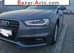автобазар украины - Продажа 2015 г.в.  Audi A4 2.0 TFSI S tronic quattro (249 л.с.)