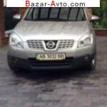 автобазар украины - Продажа 2008 г.в.  Nissan Qashqai 2.0 CVT FWD (141 л.с.)