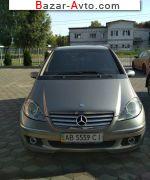 автобазар украины - Продажа 2006 г.в.  Mercedes A A 150 MT (95 л.с.)