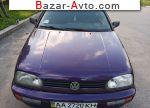 автобазар украины - Продажа 1996 г.в.  Volkswagen Golf 1.4 5MT (60 л.с.)